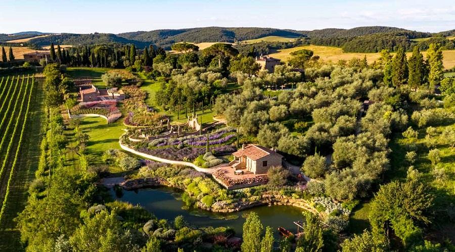 Villa Trecci: un parco da scoprire tra arte e natura